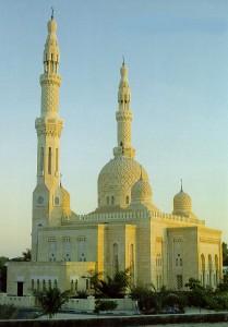 Mešita Al-Džumaira v Dubaji